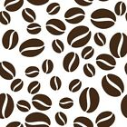 Loyalty Card Coffee Hot Drink Bean Stickers 180 Vaild 31/12/18