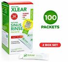 Xylitol Neti Pot Sinus Rinse Packets by Xlear (50 Count, 2 Pack): Nasal I... New