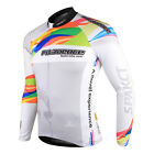 Spakct Bike Cycling Comfortable Breathable Long Sleeves Jersey-Provence