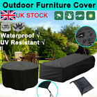 New 6/8/10 Seater Water Resistant Garden Patio Furniture Table Cover Outdoor