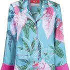 NEW EXCLUSIVE WOMENS THE WEBSTER X RITZ PARIS FLORAL PRINT PYJAMA FOR RESTLES...