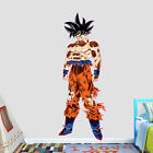 Dragon Ball Goku Wonderful Logo Wall Decal Decor Stickers Vinyl GW02
