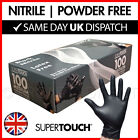 Latex or Nitrile Gloves Disposable - Powdered or Powder Free - Strong Blue White