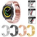 For Samsung Gear Sport R600 / Gear S2 Classic Smart Watch Clasp Strap Wrist Band image