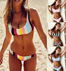 Women Hot Bikini Set Push up padded bandage swimwear swimsui