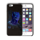 Super Hero Black Panther Iphone 4 4s 5 5s 5c SE 6s 7 8 X XS Max XR Plus Case nn5
