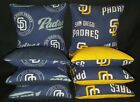 San Diego Padres Set of 8 Cornhole Bean Bags FREE SHIPPING on Ebay