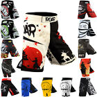 ROAR MMA Grappling Kick Boxing Training Cage Fight Short BJJ Muay Thai Pents UFC