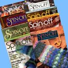 Spin Off Magazine 1983-2013 Back Issues Handspinning Yarn Instructions Patterns