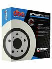 2 x DBA Standard Rotor FOR HOLDEN CAMIRA JE (DBA896)