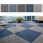 Set of 20 Carpet Tiles Heavy Duty 5m2 Retail Office Flooring Home Shop Textured