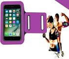 Sports Arm Band Phone Cover Case Holder Gym Fitness Accessory Mobile Armband Bag