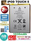 Internal Replacement Battery Fits For iPod Touch 5th Generation + Tools 1035mAh