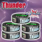 V2 Thunder Chew 5 Pack - Different Flavors - Chewing Tobacco. WORLDWIDE! No Snus