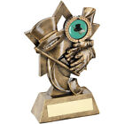 Resin  Dance Trophy with Free Engraving up to 30 Letters