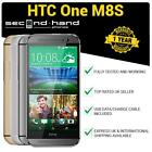 HTC One M8S -16GB 32GB- Grey/Siver/Gold - (UNLOCKED/SIMFREE) Smartphone