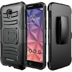 Rugged Tactical Holster Case Combo for Alcatel A30 Fierce Walters PulseMix Verso