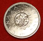 1964 CANADA DOLLAR AU+ 80% SILVER GREAT COLLECTOR COIN GIFT CAD06