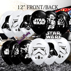 LATEX STAR WARS  BALLOON BIRTHDAY PARTY JEDI DARTH VADAR KYLO REN STORM TROOPER $7.99 USD on eBay