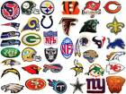 NFL, National Football league logo patches. Embroidered Iron Or Sew on patch. $2.9 USD on eBay