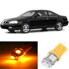 7xSuper Yellow Bulb LED Llights Interior Package Kit For 2001-2003 Acura CL AC1W
