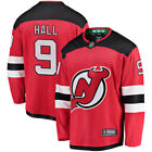 Fanatics Branded Taylor Hall New Jersey Devils Red Breakaway Player Jersey