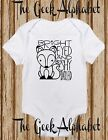 Bright Eyed and Bushy Tailed One piece Baby Clothes Hipster Baby Clothes Trendy