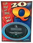 RADICA 20Q - 20 Questions Handheld Electronic Guessing Game - Assorted Colors
