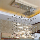LED flying fish chandeliers hotel lobby living room dining ceiling fish lights *