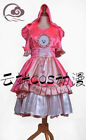 OW Reaper reaper cosplay costume for women pink dress cosplay costume free ship