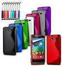 Soft Silicone S-Line Gel Cheap Phone Case Skin for Various Models MB08