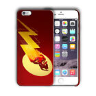 Super Hero Flash Iphone 4 4s 5 5s 5c SE 6 6s 7 8 X XS Max XR Plus Cover Case n1