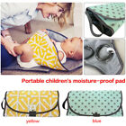 Clean Hands Changing Pad Portable Baby 3-in-1 Cover Mat Folding Diaper Bag Kit
