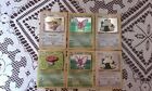 Pokemo cards Jungel lot of 25 more than 1/3 of the set including holos and Rares