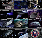 STAR TREK Starfleet Ships Fridge Magnet (12 Designs)