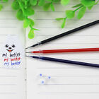 10pcs 0.5mm Ballpoint Pen Refills Gel Ink Refill Writing Pens Student Stationery