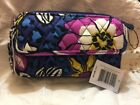 "Vera Bradley All In One Crossbody For I Phone 6 + Purse ""African Violet "" NWT"