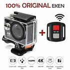 4K WIFI Action Camera Ultra HD 1080P Sports Camcorder Waterproof 30M Eken H9R US