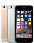 """Apple iPhone 6 16GB 4G LTE Factory Unlocked 4.7"""" Smartphone Grey Gold Perfect"""