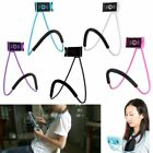 Flexible Neck Lazy Bracket Mobile Phone Stand Holder Mount for iPhone Samsung LG