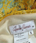 CAPICINE PUERARI FrenchDesignerCamiParty Size1NWT