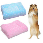 Pet Flannel Blanket Cat Dog Comfortable Bed Puppy Cushion warm and soft