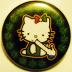 """12 MELLO KITTY pinback  buttons badges 1.75"""""""