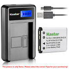 Kastar Battery LCD Charger for Fujifilm NP-45 NP-45A & FinePix T560 FinePix XP10