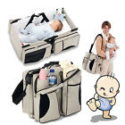 Portable Bassinet Nursery Bed Baby Infant Travel Diaper Bag Stroller Crib  Gifts