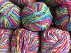 Opal Viridian Schafpate sock yarn 100g Shades 7952, 7956 One ball knits one pair