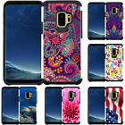 Colorful Design Case Slim Hybrid Cover for Samsung Galaxy S9 / Galaxy S9 Plus