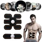 Abdominal EMS Muscle Training Gear ABS Trainer Fit Body Home Gym Exercise Fitnes