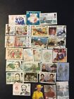 Isle+Of+Man+Used+Stamp+Lot+From+Collection%3B+Nice+CV%24+%23650