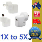 USB  Wall Charger Adapter for Apple Iphone 7, 7 Pus, Samsung, Nokia, HTC, iPad
